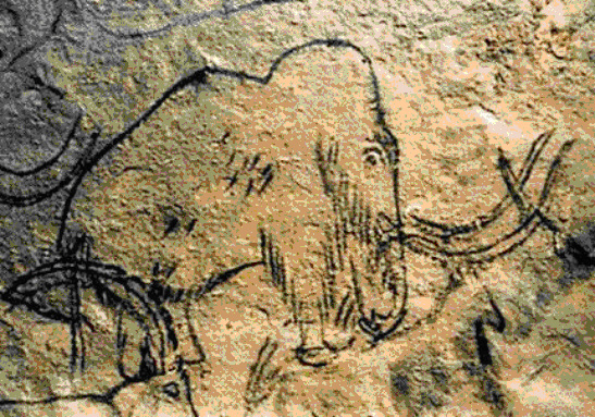 Rouffignal - The Cave of a Hundred Mammoths, France